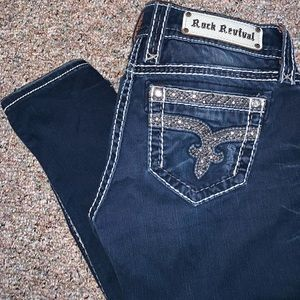 Rock Revival Jeans Sz 26